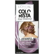 Colorista Hair Makeup 1-Day Hair Color Lilac500 (for blondes)