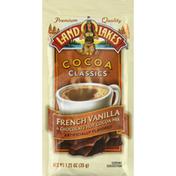 Land O Lakes Hot Cocoa Mix, French Vanilla & Chocolate