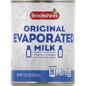 Brookshire's Evaporated Milk, Original