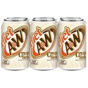 A&W Soda, Diet, Cream
