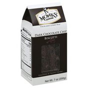 Monks Biscotti, Dark Chocolate Chip
