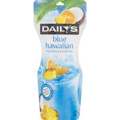 Daily's Frozen Cocktail, Blue Hawaiian
