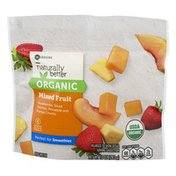 Southeastern Grocers Naturally Better Organic Mixed Fruit