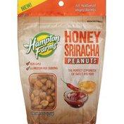 Hampton Farms Peanuts Honey Sriracha
