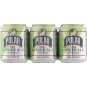Polar Diet Ginger Ale Natural Ginger
