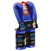 Evercare Lint Rollers, Extreme Stick, Garment