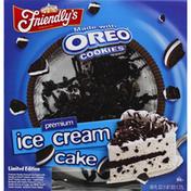 Friendly's Ice Cream Cake, Premium, Oreo Cookies