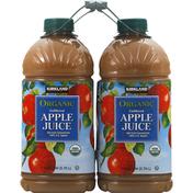 Kirkland Signature Apple Juice, Organic, Unfiltered