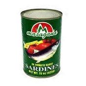 Masagana Sardines in Tomato Sauce