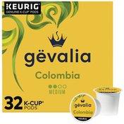 Gevalia Colombia Arabica Coffee K Cup Pods