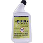 Mrs. Meyer's Clean Day Toilet Bowl Cleaner, Lemon Verbena Scent