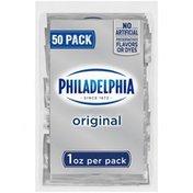 Philadelphia Original Cream Cheese Spread Individual Pouches