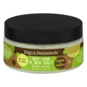 Biggs & Featherbelle Body Scrub Key Lime & Sea Salt