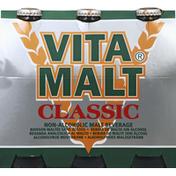 Vitamalt Classic Malt Beverage Non-Alcoholic