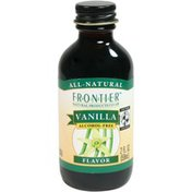 Frontier Natural Products Co-op Frontier Fair Trade Certified Vanilla Flavor (no alcohol)