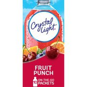 Crystal Light Fruit Punch Artificially Flavored Powdered Drink Mix