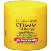 Optimum Care Dry Hair Healer W/No Greasy Build-Up Oil Therapy