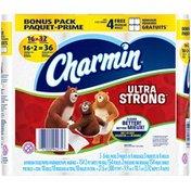 Charmin Ultra Strong Charmin Ultra Strong Toilet Paper 18 Double Rolls  Toilet Tissue