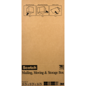 Scotch Mailing, Moving & Storage Box