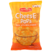 Our Family Cheese Pops