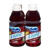 Ocean Spray Light Cranberry Juice - 4 PK
