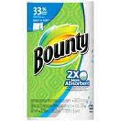 Bounty Select-A-Size Print Big Roll Paper Towels