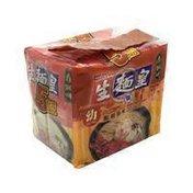 SauTao Hongkong Style King Lobster Soup Flavored Instant Noodle