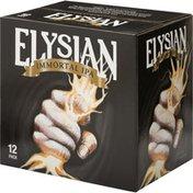 Elysian Immortal IPA Beer Bottle