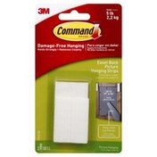3M Command Hanging Strips, Easy Back Picture