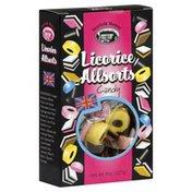Norfolk Manor Candy, Licorice Allsorts
