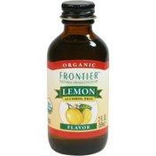 Frontier Natural Products Co-op Frontier Certified Organic Lemon Flavor