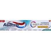 Aquafresh Toothpaste, Fluoride, Whitening Multi Action, Invigorating Mint