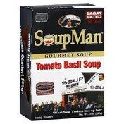 Soup Man Soup, Gourmet, Tomato Basil