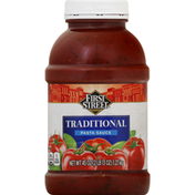 First Street Pasta Sauce, Traditional