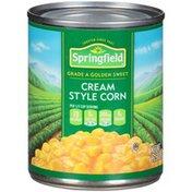 Springfield Golden Sweet Cream Style Corn