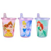 The First Years Disney Princess Take & Toss 10 oz Straw Cup
