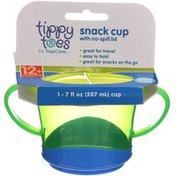 Tippy Toes Baby Snack Cup