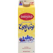 Darigold Eggnog, Lactose Free, Ultra-Pasteurized
