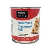 Market Pantry Sweetened Condensed Milk