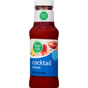 Food Club Cocktail Sauce