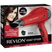 Revlon 1875-Watt Essentials Volume Booster Hair Dryer