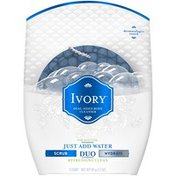 Ivory Dual-Sided Refreshing Clean Body Cleanser