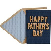 Hallmark Greeting Card, Happy Father's Day