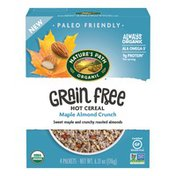 Nature's Path Maple Almond Crunch Grain Free Hot Cereal