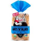 Dave's Killer Bread Organic Blues Bread with Blue Cornmeal Crust