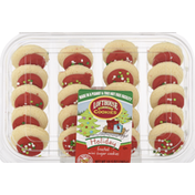 Lofthouse Sugar Cookies, Frosted, Holiday, Mini