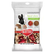 Kaytee Strawberry, Flax Seed Treat Stick With Superfoods For Guinea Pigs, Adult Pet Rabbits, Hamsters And Other Small Animals