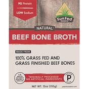 Sun Fed Ranch 100% Grass Fed Beef Bone Broth