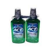 ACT Mint Mouthwash