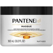 Pantene Daily Moisture Renewal Pantene Pro-V Intensely Hydrated Masque 10.2 fl oz  Female Hair Care